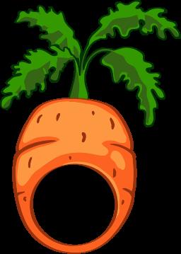 Костюм «Бодрая морковка»