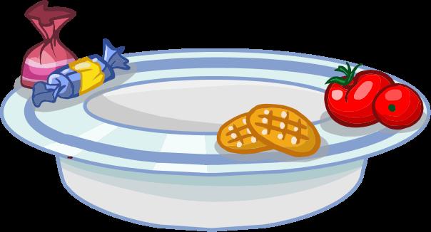 Аппетитный стол