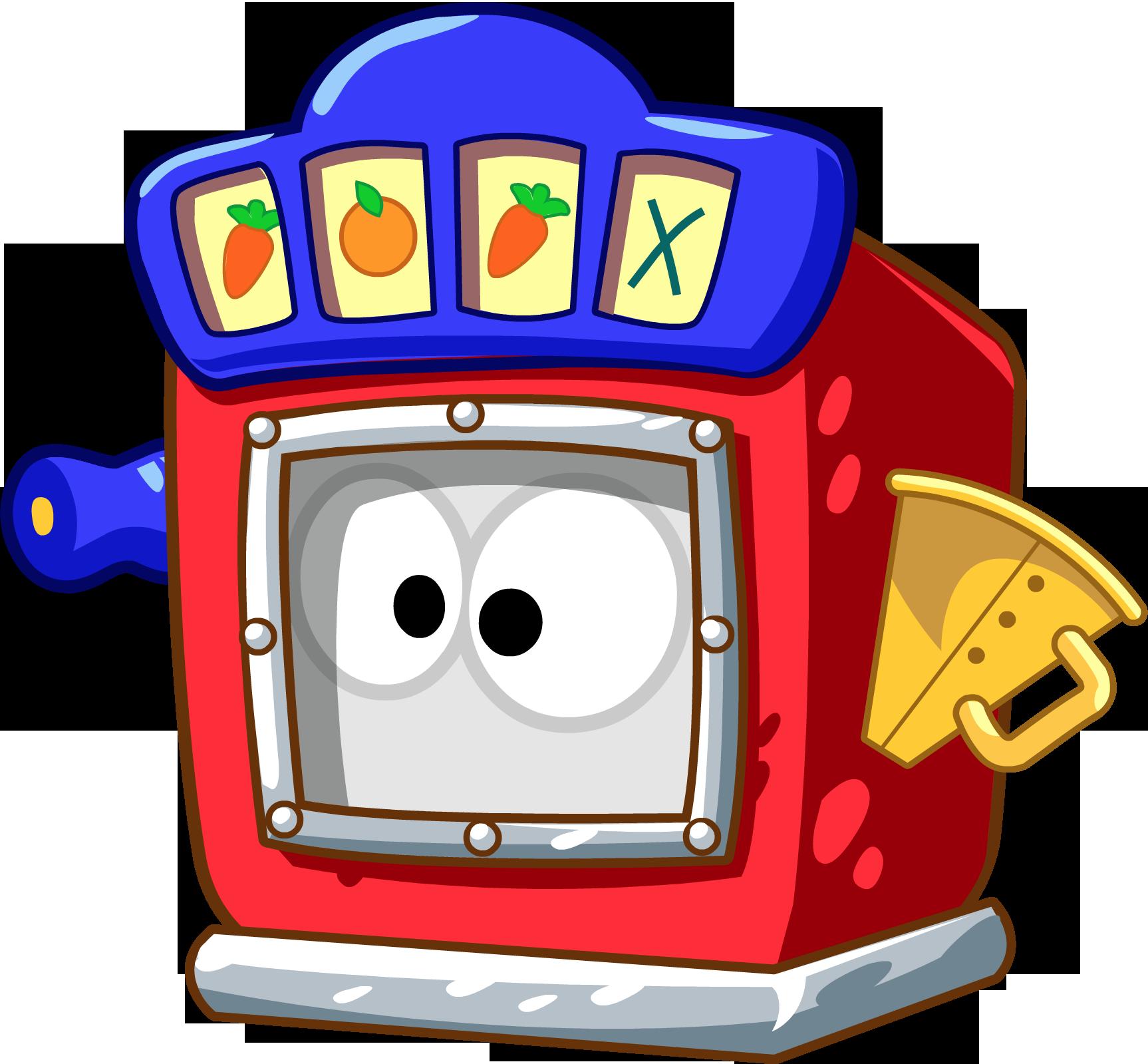 Костюм «Игровой автомат»