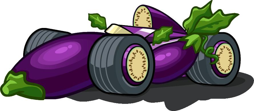 Автомобиль «Баклажан»