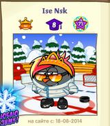 Ise Nsk 2019-0
