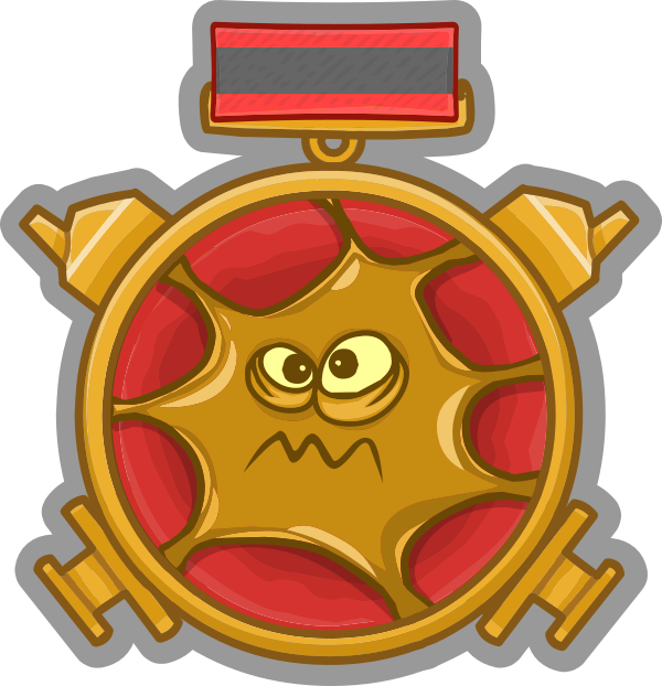 Медаль СА «Почётный доктор Шарарама»