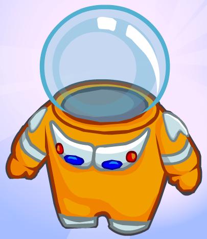 Скафандр «Покоритель космоса»