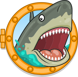 3D-обои «Акула»