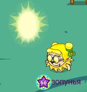 Солнце-1