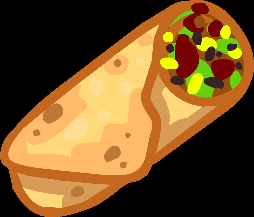Буррито-фейерверк