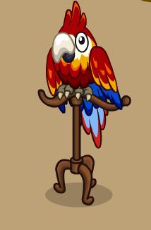 Говорящий попугайчик