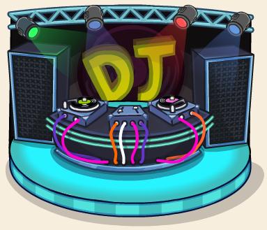 DJ-пульт «Безумный микс»