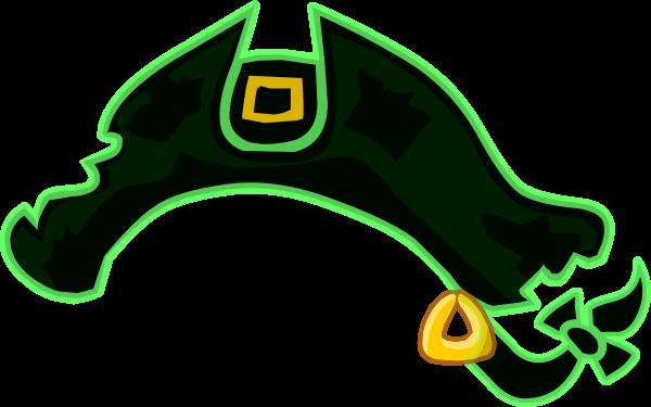 Шляпа «Пират-призрак»