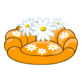 Весенний диван