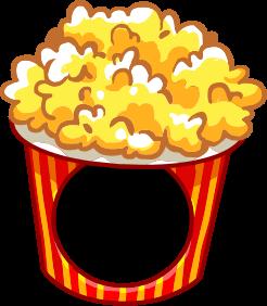 Костюм «Попкорн»