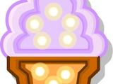 Морозная лампа