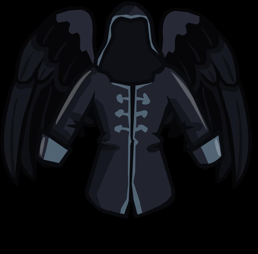 Костюм «Тёмные крылья»