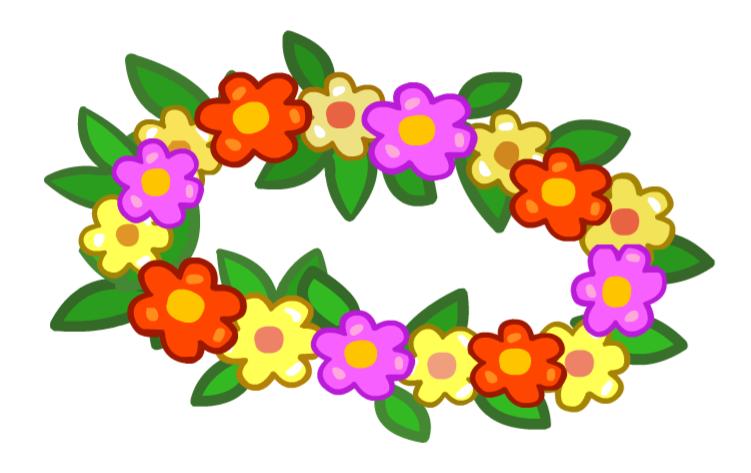 Весенний венок