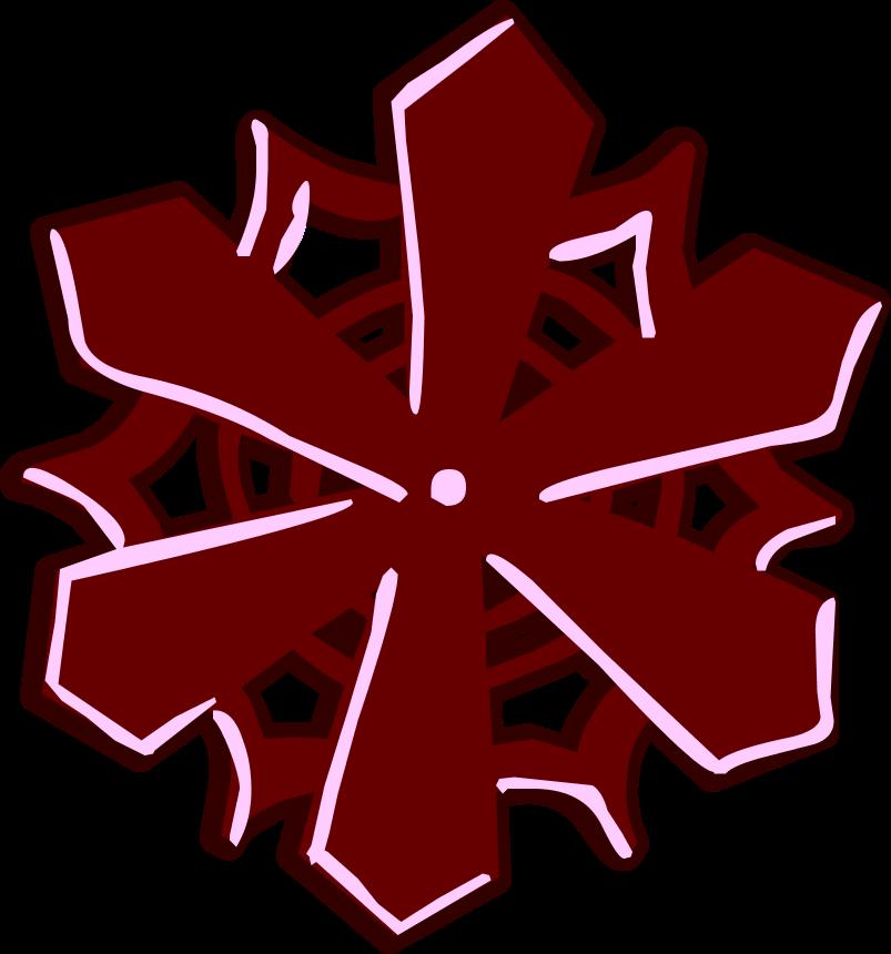 Вишнёвая снежинка