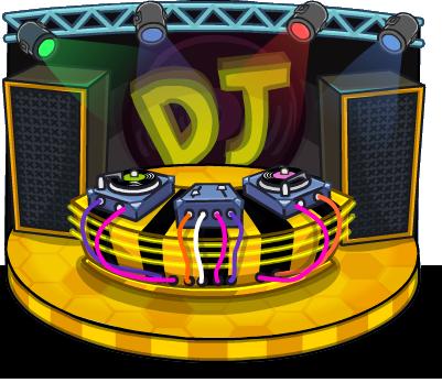 DJ-пульт «Спэйс»