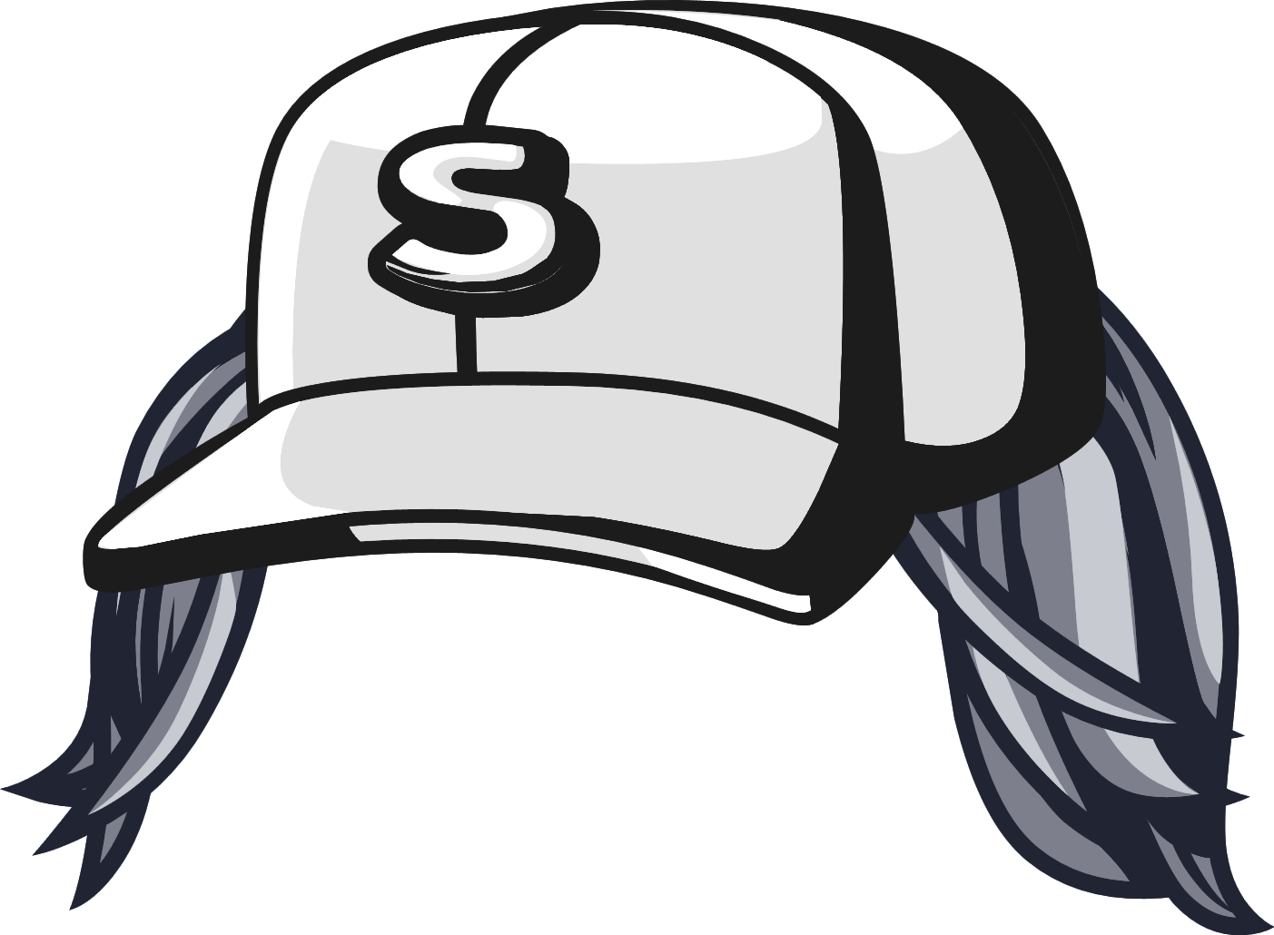 Бейсболка S