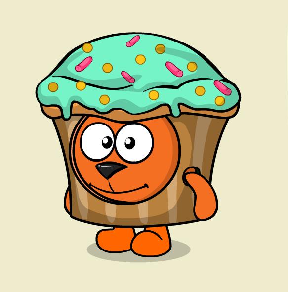 Костюм «Пирожное»