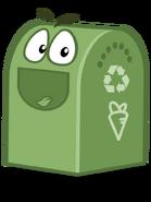 Бак для пищевых отходов