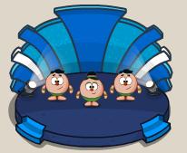 Акробаты «Попрыгунчики»