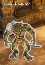 Scaled Lizardman