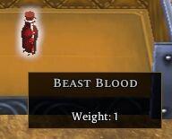 Beast Blood