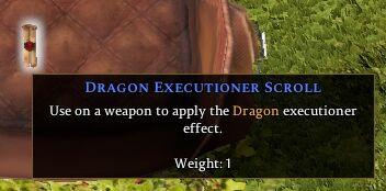 Executioner Scroll