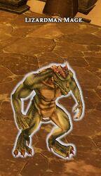 Lizardman Mage