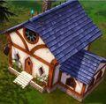 H25 Tudor house 1800.jpg