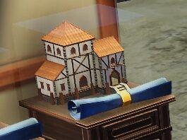 Terracotta Cottage blueprint