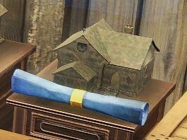 Wood House Birch blueprint