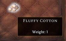 Fluffy Cotton