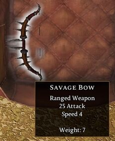 Savage Bow