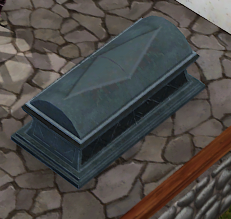 Rounded Coffin