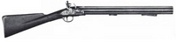 The Nock Gun used in the Sharpe TV series