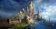 Fantasy castle by jbrown67-d7mu200