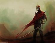 Fall of numenor by foxinshadow-d70plbh