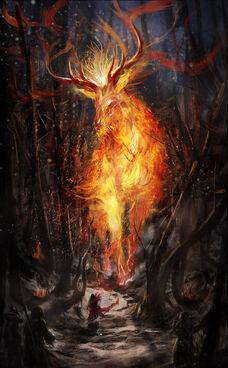 Fire elemental by drawingnightmare-d756ie1.jpg