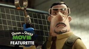 """Shaun The Sheep Movie - """"Meet Trumper"""""""