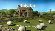 Tidy Up title card