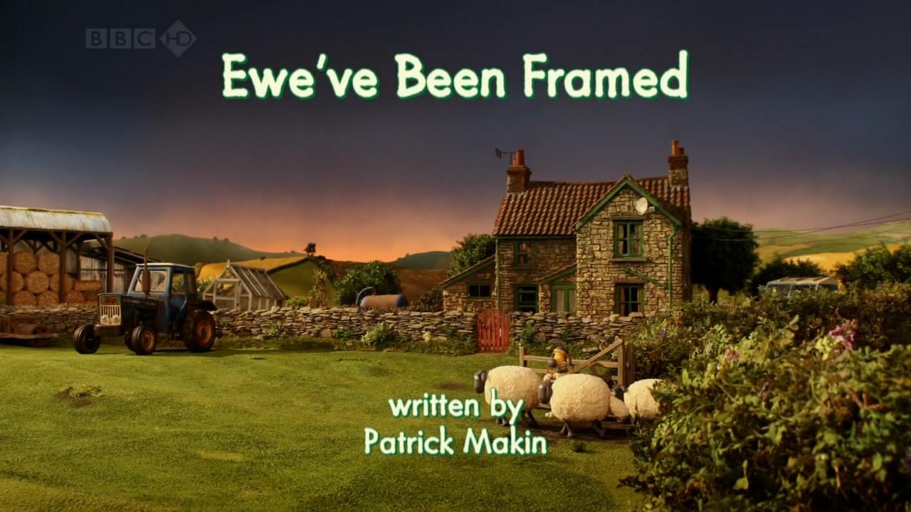 Ewe've Been Framed
