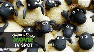 "Shaun The Sheep Movie Official TV Spot – ""The Wildest Adventure"""