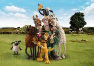 The Farmer's Llamas Promotional Image