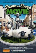 Shaun the Sheep Movie Australian Poster