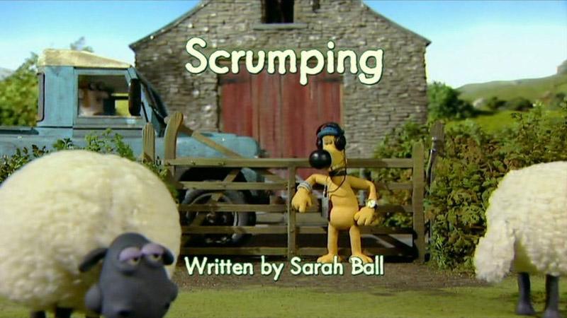Scrumping