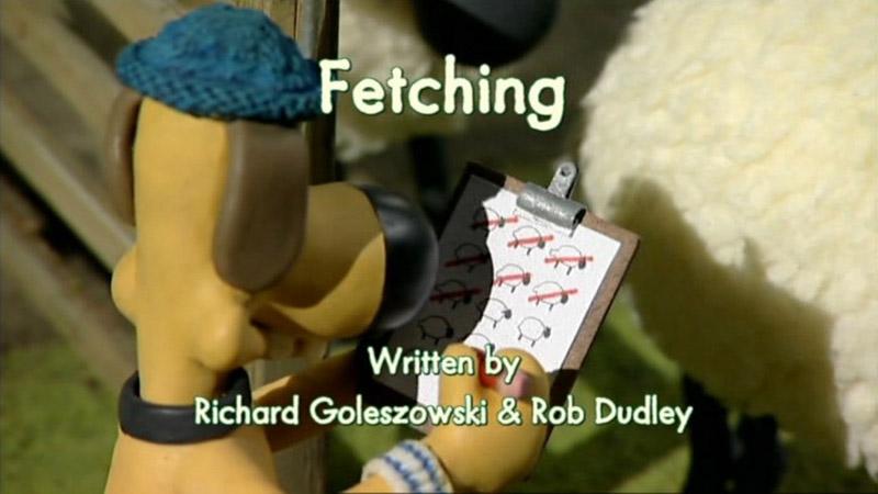 Fetching