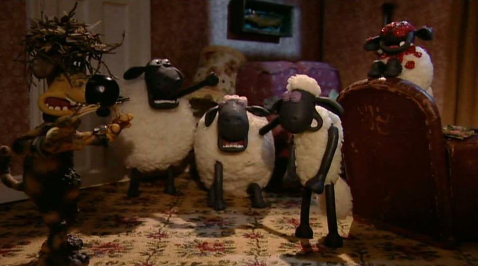 Little Sheep of Horrors