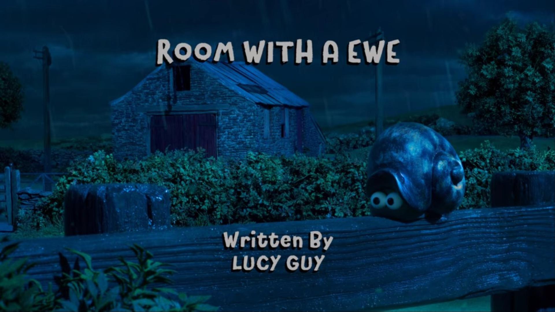 Room with a Ewe