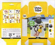 Shaun the sheep diy kit