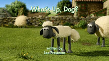 What's Up, Dog title card.jpg